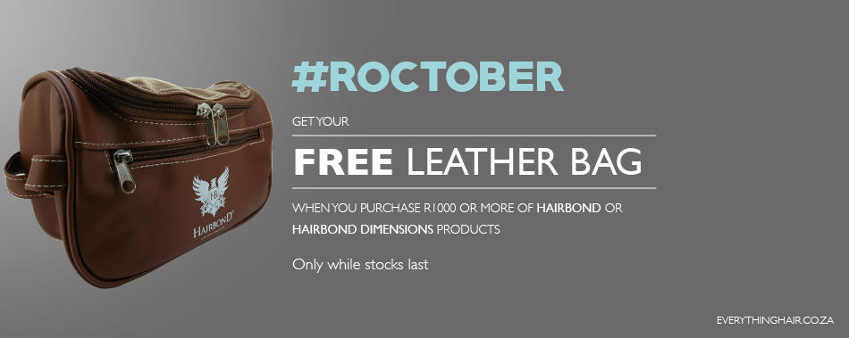FREE Hairbond Leather Bag