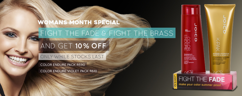 Joico Fight the Fade