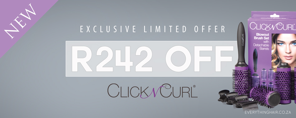 click n curl limited offer