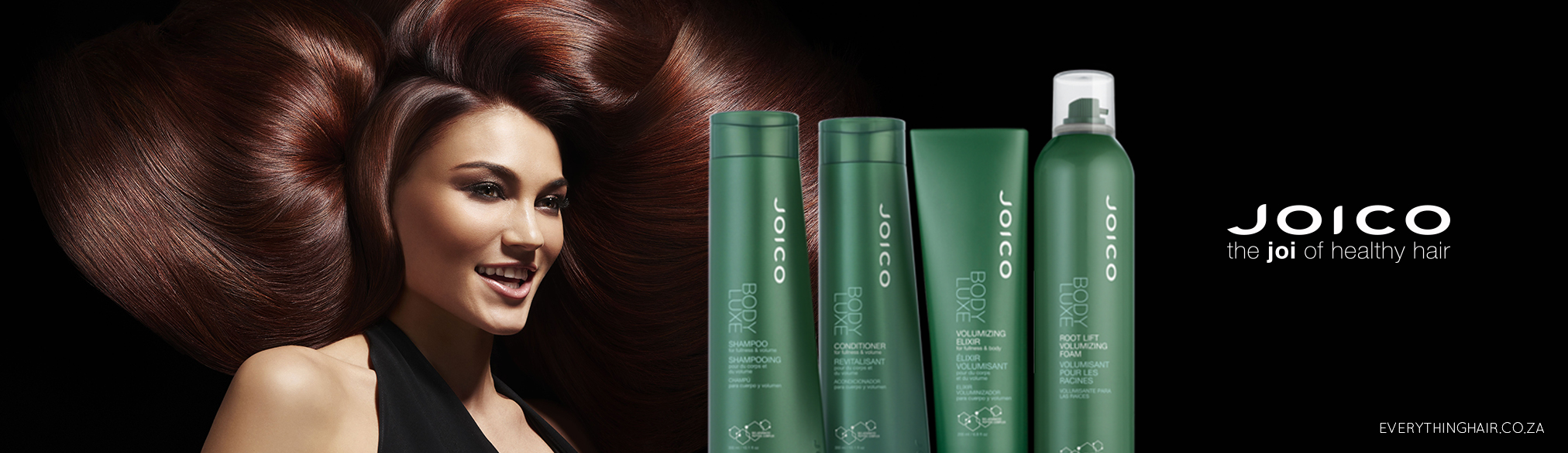 Joico Body Lux
