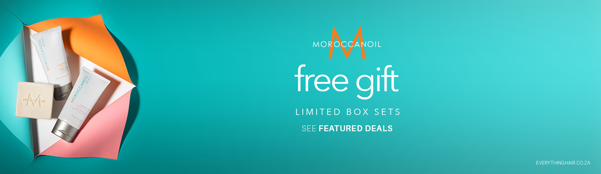 Moroccanoil Gifts & Packs