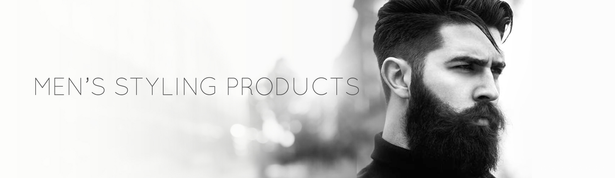 Styling Products for Men