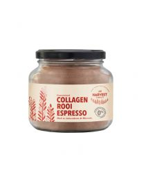 The Harvest Table - Collagen Rooi Espresso - 220g