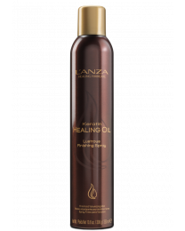 Lanza Keratin Healing Oil Lustrous Finishing Spray 350ml