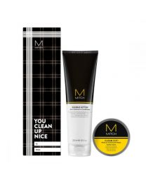 Paul Mitchell Mitch Clean Style Men's Holiday Gift Set