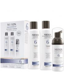 Nioxin System 6 Starter Kit  (3 Products)