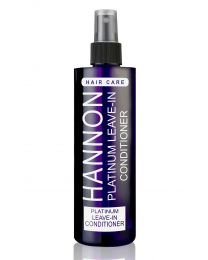 Hannon Platinum Infused Leave-in Conditioner 250ml