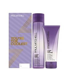 Paul Mitchell Platinum Blonde Holiday Gift Set