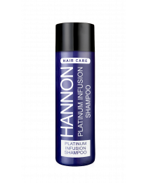 Hannon Platinum Infused Shampoo 250ml