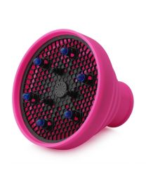 Collapsible Heat Universal Diffuser Pink