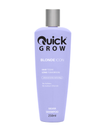 Quick Grow Blonde Icon Shampoo 250ml