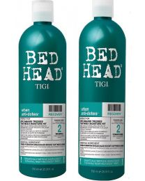 Tigi Recovery DUO 750 ml Pack