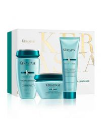Kerastase Resistance GIFT SET ( Course Hair )