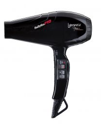 Babyliss PRO Luminoso Line Hair Dryer Black