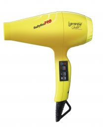 Babyliss PRO Luminoso Line Hair Dryer Yellow