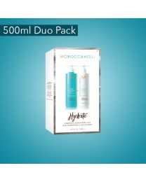 Moroccanoil 500ml Limited Edition (HYDRATING) pack