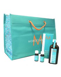 Moroccanoil FREE Beach Bag Promotion (Light Oil)