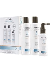 Nioxin System 5 Starter Kit  (3 Products)