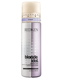 Redken Blonde Idol Custom Tone Violet Conditioner 196ml