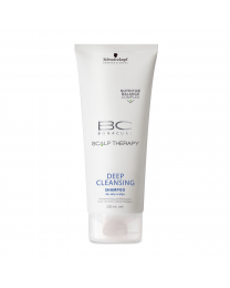 Schwarzkopf Professional BC Bonacure Scalp Therapy Deep Cleansing Shampoo 200ml