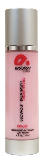 Evolution Keratin Blowout Treatment
