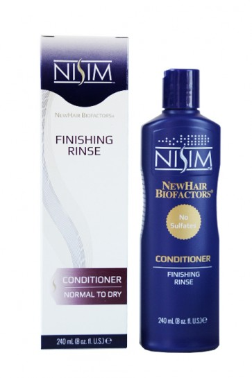 Nisim Finishing Rinse Conditioner 240ml