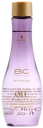 Schwarzkopf Professional BC Bonacure Barbary Fig Oil Restorative Treatment 100ml