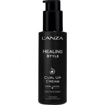 Lanza Healing Style Curl Up Cream 100ml