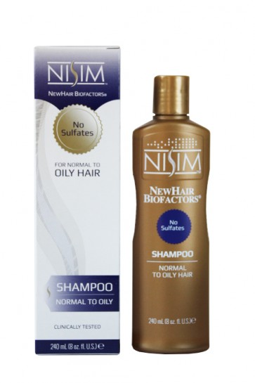 Nisim Deep Cleansing Oily Sulphate Free Shampoo 240ml