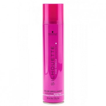 Schwarzkopf Silhouette Brilliance Strong Hold Hairspray 300ml