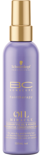 Schwarzkopf Professional BC Bonacure Barbary Fig Oil Restorative Conditioning Milk 150ml