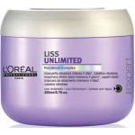 Loreal Professionnel serie expert Liss Unlimited Masque Keratinoil Complex 200ml
