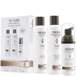 Nioxin System 4 Starter Kit (3 Products)