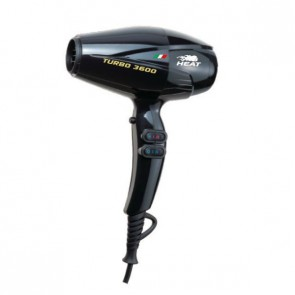 Heat Turbo 3600 Professional Dryer (Black)