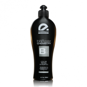 Evolution Keratin Hair Color Chemistry Brilliant Black Shampoo 300ml