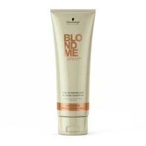 Schwarzkopf BlondMe Color Enhancing Blonde Shampoo (Warm Blondes)