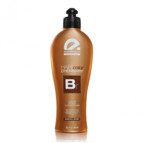 Evolution Keratin Hair Color Chemistry Bombshell Brown  Conditioner 300ml