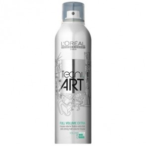 Loreal Professionnel Tecni Art Full Volume Extra Mousse (250ml)