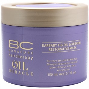 Schwarzkopf Professional BC Bonacure Barbary Fig Oil Restorative Mask 150ml