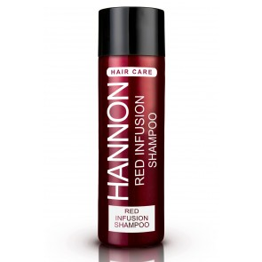 Hannon Red Infused Shampoo 250ml