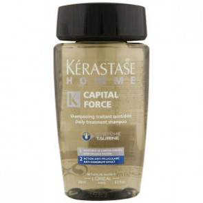 Kerastase Homme Capital Force Anti-Dandruff Shampoo (250ml)