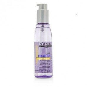 Loreal Professionnel serie expert Liss Unlimited Keratinoil Complex Blow Dry Oil125ml