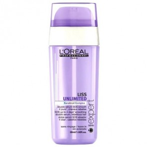 Loreal Professionnel serie expert Liss Unlimited Keratinoil Complex Double Serum 30ml