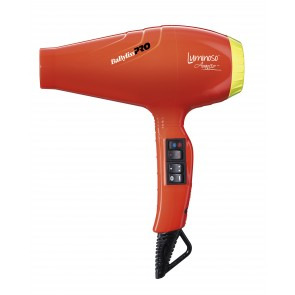 Babyliss PRO Luminoso Line Hair Dryer Orange