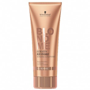 Schwarzkopf BlondMe Keratin Restore Conditioner (All Blondes)