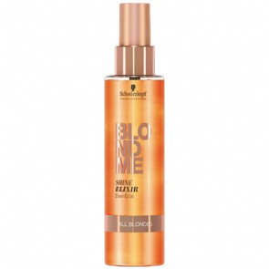 Blonde me shine enhancing conditioning spray