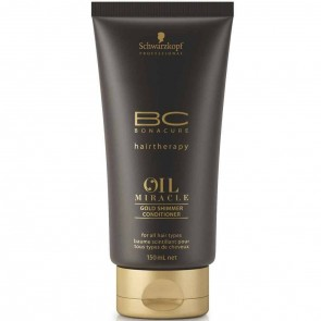 Schwarzkopf Professional BC Bonacure Oil Miracle Gold Shimmer Conditioner 150ml