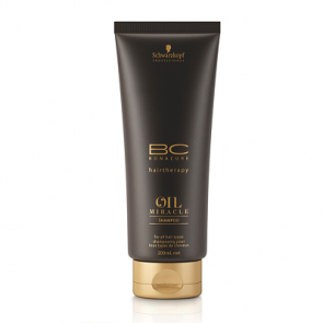Schwarzkopf Professional BC Oil Miracle Gold Shimmer Shampoo 200ml