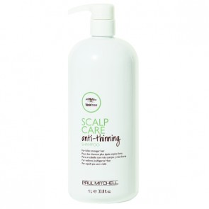 Paul Mitchell Tea Tree Scalp Care Anti-Thinning shampoo 1 Liter
