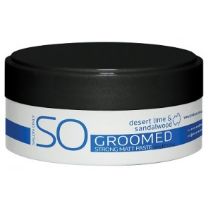 SO Groomed Texturising Paste 100gr